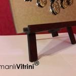 19 cm x 24 cm Aynalı Ayaklı Osmanlı Tuğrası