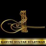 Kanuni Sultan Süleyman'ın Tuğrası