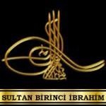 Sultan Birinci İbrahim Tuğrası