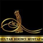 Sultan Birinci Mustafa Tuğrası