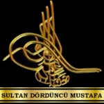 Sultan Dördüncü Mustafa Tuğrası