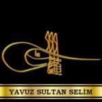 Yavuz Sultan Selim Tuğrası